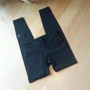 ATHLETA | Girl's Black Leggings Size XS/6